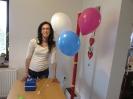 Nafukovací balonky, stojany, kompresory