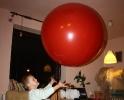 Nafukovací balonky, svatební balonky