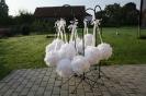 Svatební dekorace, výroba, půjčování