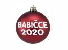Vánoční ozdoby se jménem
